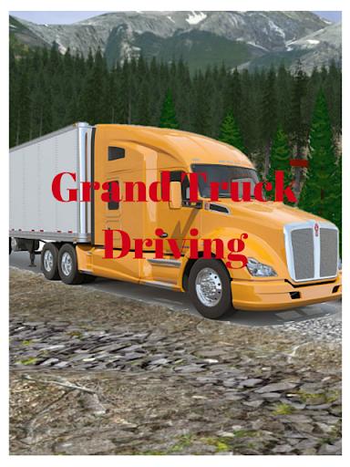 Grand Truck Driving