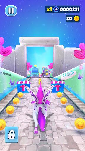 Magical Pony Run - Unicorn Runner 1.5 screenshots 18