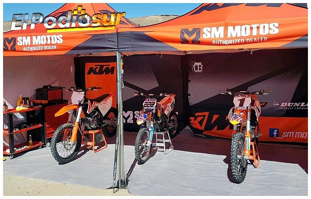 Brazao y SM Motos inician un camino que ilusiona