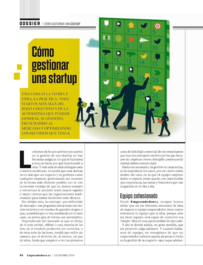 Emprendedores- screenshot