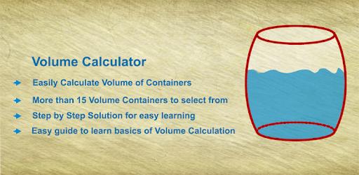 Volume Calculator - Apps on Google Play