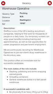 StafflineJobs- screenshot thumbnail