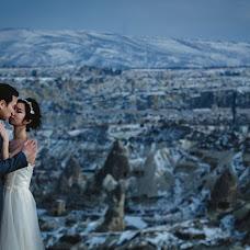 Wedding photographer Ufuk Sarışen (ufuksarisen). Photo of 07.03.2017