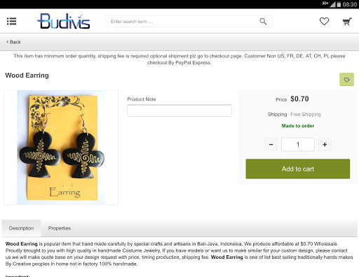 購物必備APP下載|Budivis Web Store 好玩app不花錢|綠色工廠好玩App