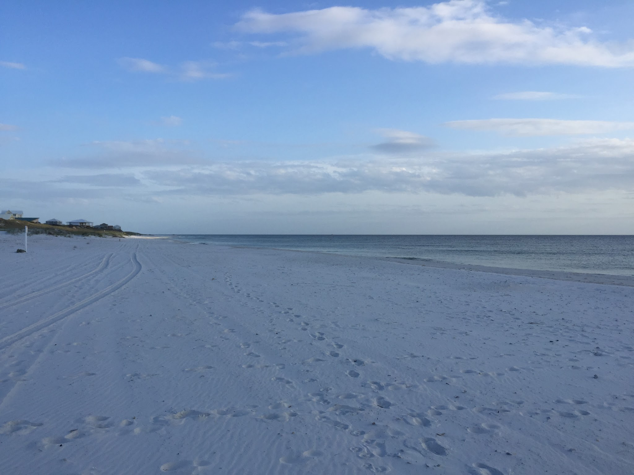 Photo: Beach looking left from Tropical Breeze