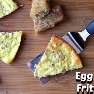 Egg Roll Frittata.