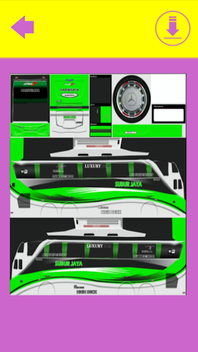 Livery bussid Indonesia 1.0 screenshots 6