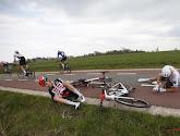 Sylvain Moniquet komt er na valpartij in Amstel Gold Race vanaf zonder breuken