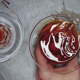 Perfect Bourbon Manhattans