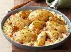 Margarita Chicken & Rice Skillet