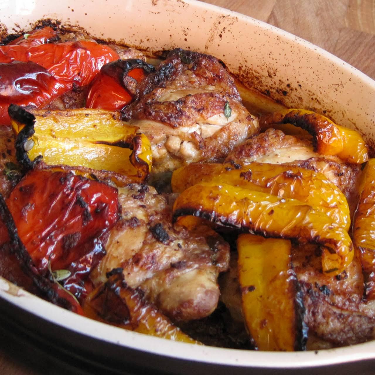 Piri Piri Chicken - Jamie Oliver