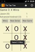 Screenshot of Tic Tac Toe - Free, Lite Game