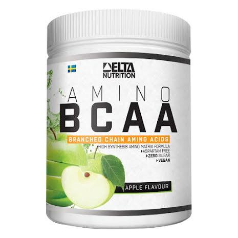 Delta Nutrition BCAA 400g - Green Apple