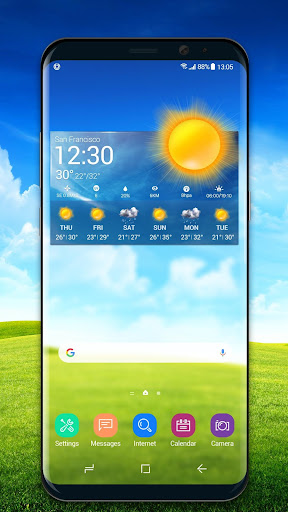 weather and temperature app Pro 16.6.0.50031 screenshots 1