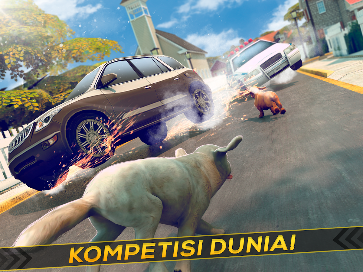 Anjing Simulator 2017 Game 3D Apl Android Di Google Play