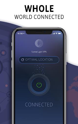 Tunnel Light screenshot 1