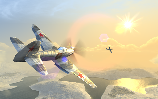 Warplanes: WW2 Dogfight  screenshots 23