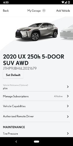 Lexus ss3