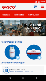 GASCO MOVIL- screenshot thumbnail