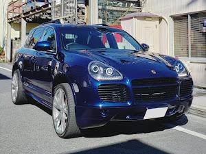カイエン ターボ  Cayenne turbo Sのカスタム事例画像 commuterさんの2020年02月01日16:11の投稿