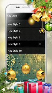Happy New Year Keyboard - náhled