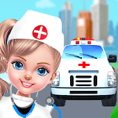 Ambulance Doctor First Aid