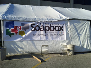 Photo: Tent - with our logo