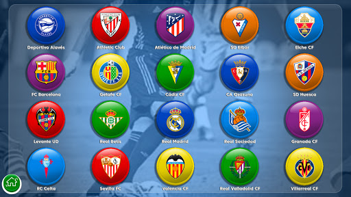 La Liga Educational games. Games for kids 6.3 screenshots 8