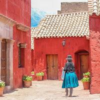 somewhere in Peru di