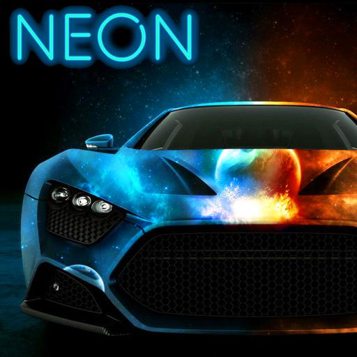 App Insights 3d Neon Car Wallpaper Hd Apptopia