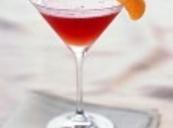 Amaretto Cranberry Kiss Recipe