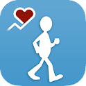 iWalker Tracking & Heart Rate icon