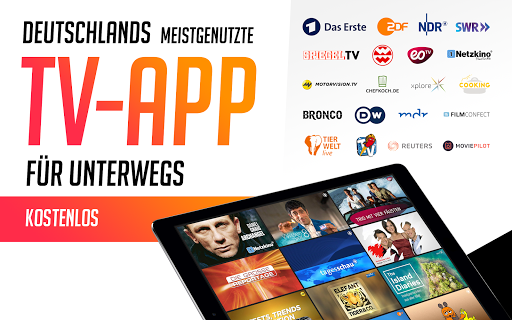 dailyme TV, Serien, Filme & Fernsehen TV Mediathek 20.05.02 screenshots 15