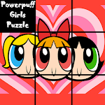 PowerPuff Girls Sliding Puzzle slide Game For Kids Icon