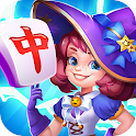 Mahjong Tour: witch tales icon