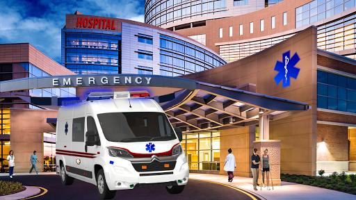 救護車搶救停車卡
