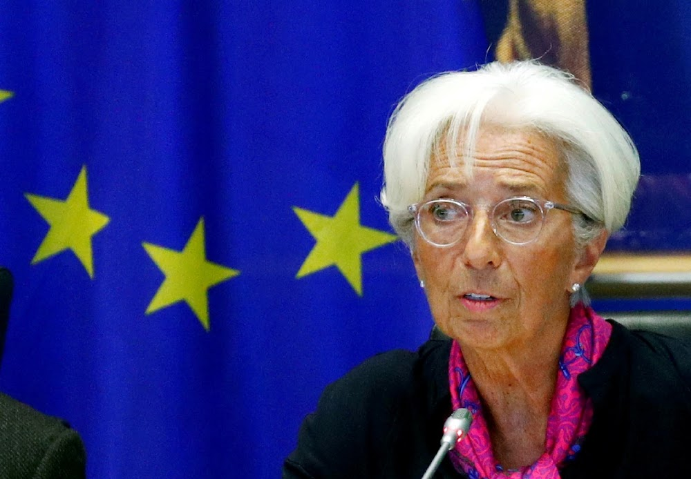 Die Europese parlement keur Christine Lagarde goed vir die ECB-pos