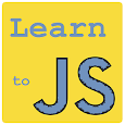 Learn JavaScript easy icon