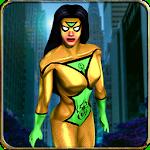 Real Spider Superhero Girl: City Monster Battle Icon