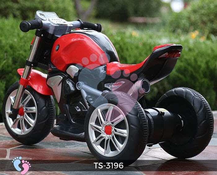 Xe mô tô điện cho bé TS-3196 9