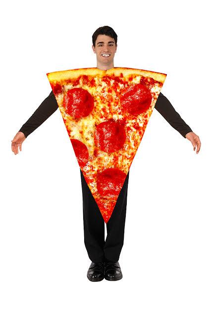 Dräkt Party, pizza