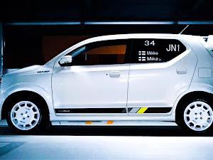アルトワークス HA36S 4WD・5MTのカスタム事例画像 ゆずきらむさんの2018年08月19日19:24の投稿