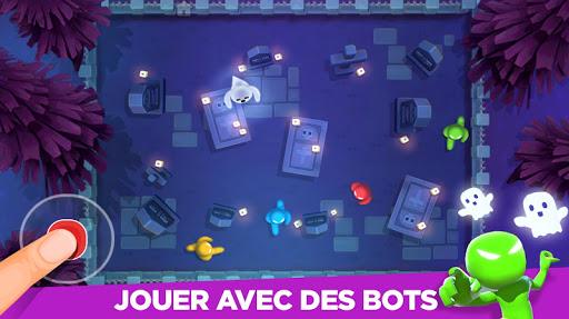 Stickman Party: Jeux pour 1 2 3 4 joueurs gratuits fond d'écran 1