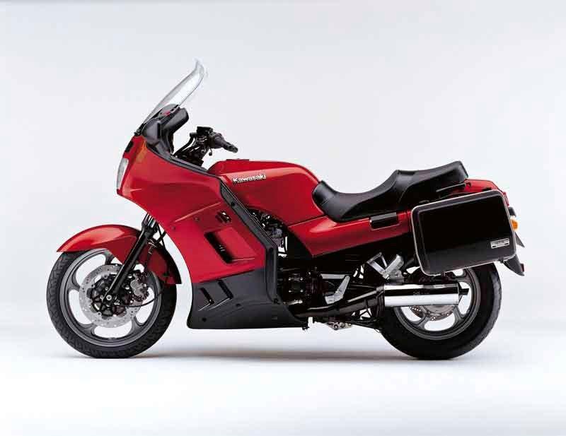 Kawasaki GTR 1000 Concours-manual-taller-despiece-mecanica