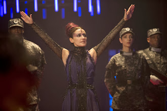 Photo: New image from the Doctor Who Christmas Special 2013, The Time of the Doctor.