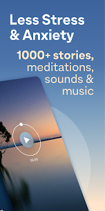 Breethe – Calm Meditation & Sleep Sounds (Unlocked) Mod Apk 3