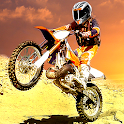 Offroad trial Bike Racing 3D icon