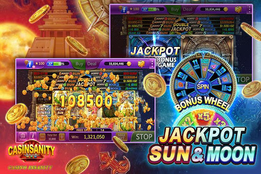 Casinsanity Slots u2013 Free Casino Pop Games screenshots 6