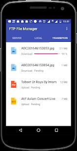 FTP Client screenshot