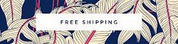 Floral Free Shipping - Etsy Shop Big Banner item